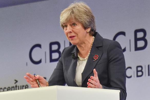 Британский премьер пообещала открыть Европе глаза на враждебную Россию. 379710.jpeg