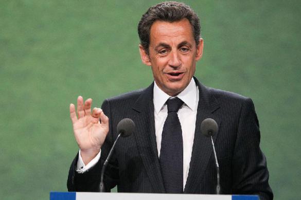Французская полиция арестовала бывшего президента Николя Саркози. 384710.jpeg