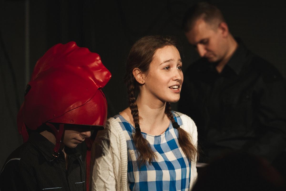 Эскизы спектаклей молодых режиссеров покажут на сцене Театра Армии