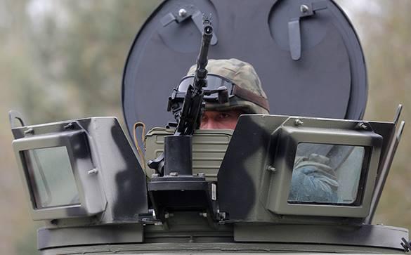 Минобороны РФ: украинские военные пережили