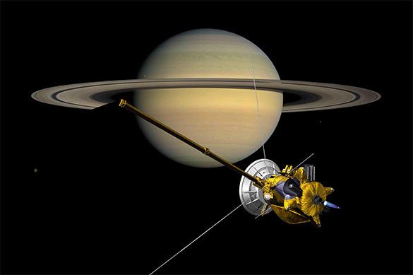 Инопланетяне скрывают свои корабли вкольцах Сатурна— Ученые