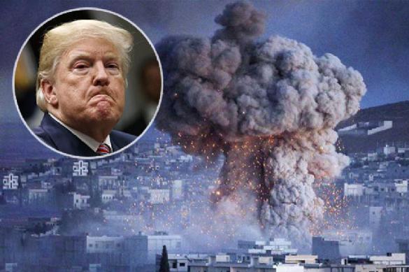 WSJ анонсирует войну: Трамп готовится ударить по русским в Сирии. 391711.jpeg