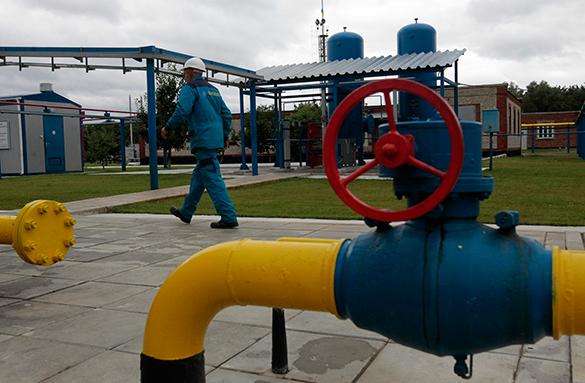 Печальный опыт заставляет Россию вести газ только по своей территории - эксперт. газ, газопровод, газпром, поставки газа