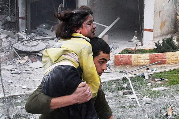 Пыточные умеренной оппозиции в Алеппо поражают жестокостью