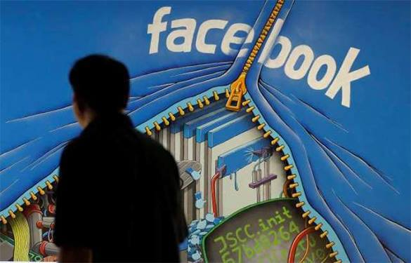 Лайкнув сообщение в Facebook, преступник выдал себя полиции. Фейсбук