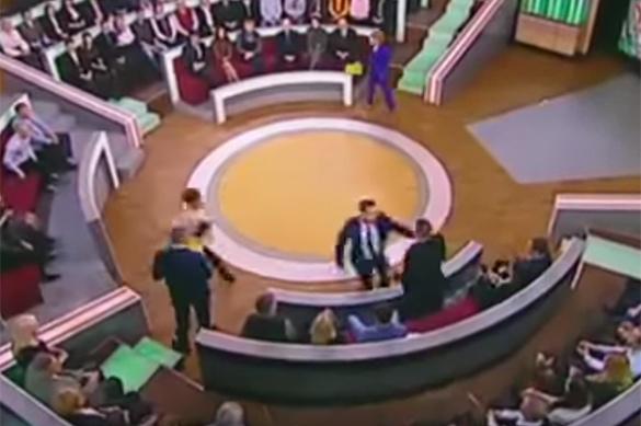 Вадим ГОРШЕНИН — о красном фашизме
