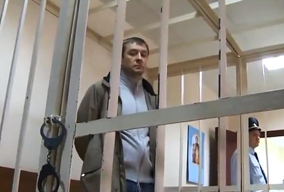 До 8 сентября Захарченко останется за решеткой