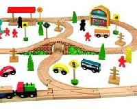 В Германии построили 10-километровую детскую железную дорогу