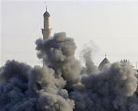 Лидер палестинских радикалов взорвал себя в мечети