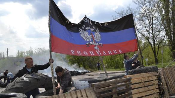 Донецкая народная республика начала формирование первого полка республиканской армии. Донецкая народная республика начала формирование первого полка р