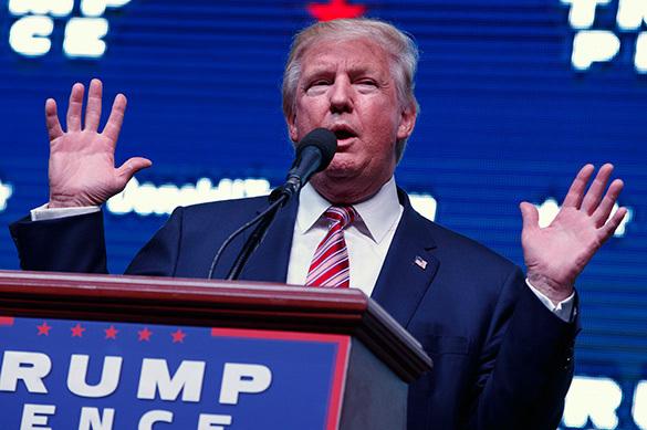 Стена от Трампа – новшество в соцсетях