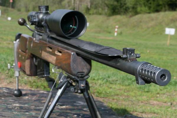 МЦ-116М - первая бесшумная снайперская винтовка. 402714.jpeg