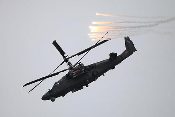 Неисправность или залп ПЗРК: в Сирии рухнул Ка-52. 386715.jpeg