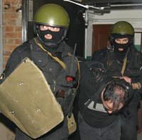 Криминального авторитета повязали в московском ресторане