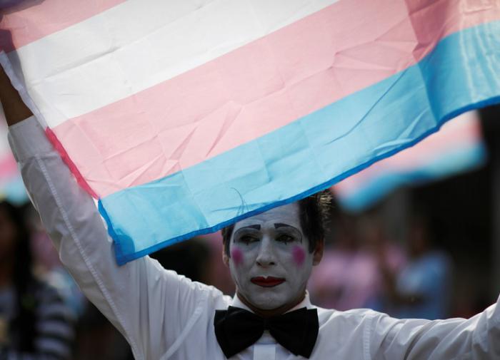 флаг ЛГБТ