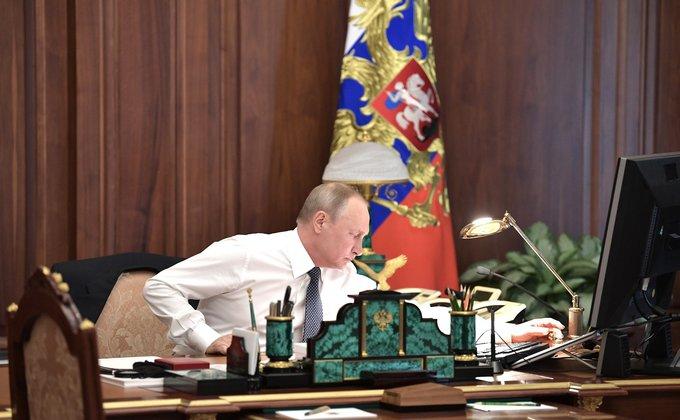 Путину придется бороться с собой для спасения Россия. 386716.jpeg
