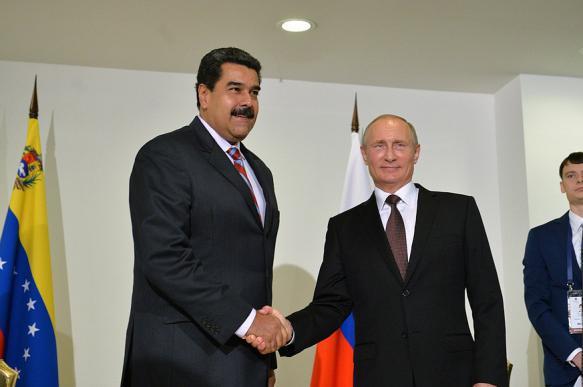 России нельзя вмешиваться в кризис в Венесуэле - эксперт. 397716.jpeg