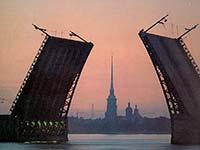 В Петербурге опять начинают разводить мосты