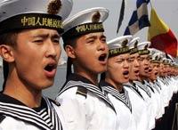 Китайская армия пробирается к границам США?
