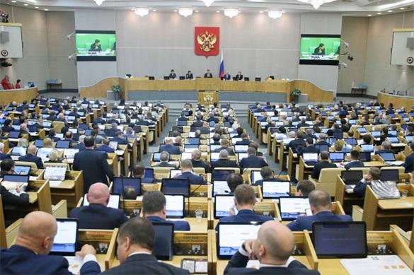Единая Россия хочет запретить кнопкодавство в Госдуме