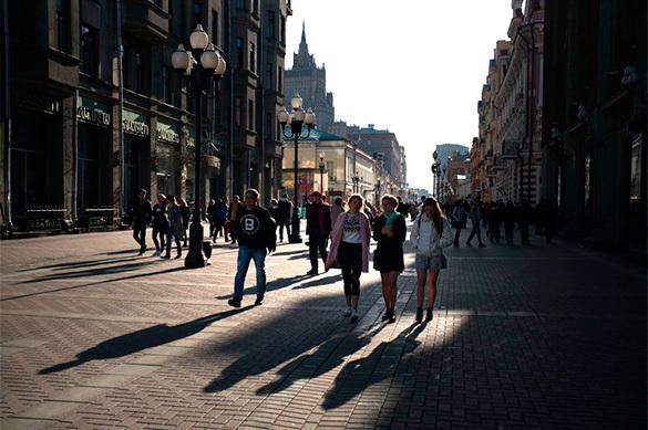 Индекс оценки личной жизни россиян вырос по сравнению с прошлым