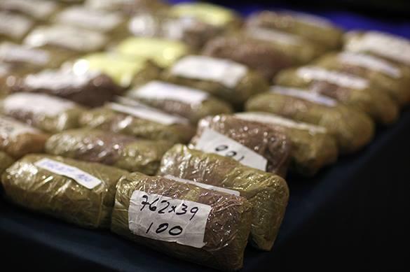 ФСБ задержало контрабандистов, поставляющих наркотики в РФ
