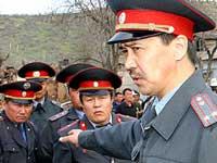 Слишком буйного кандидата на кресло президента Киргизии забрала