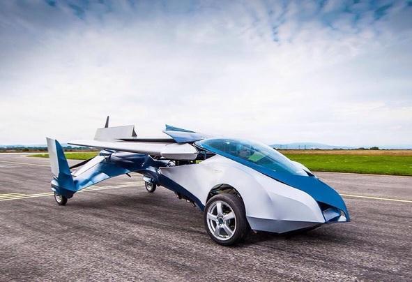Любой желающий сможет купить беспилотный летающий автомобиль