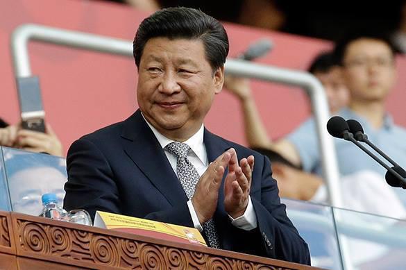 Если партия скажет: лидер Китая будет править вечно. Если партия скажет: лидер Китая будет править вечно