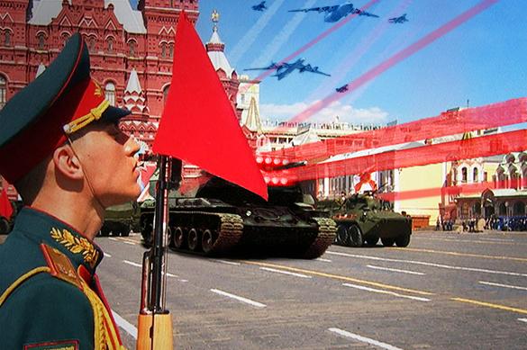 Путин покажет роботов с боевыми лазерами на Параде Победы. Путин покажет роботов с боевыми лазерами на Параде Победы