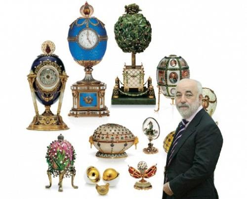 Изысканные хобби российских предпринимателей: золотые монеты, медали и унитазы. 404718.jpeg