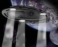 Космонавты скрывают встречи с НЛО?