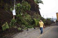 В Гватемале произошло сразу три землетрясения. guatemala