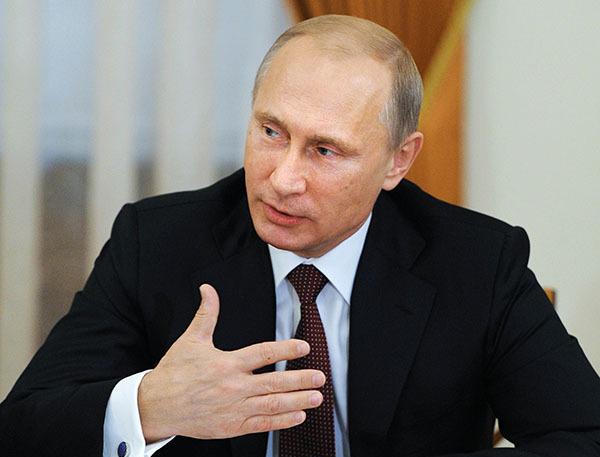 На новогоднем приеме президент России назвал консолидацию ключевым словом. 307719.jpeg