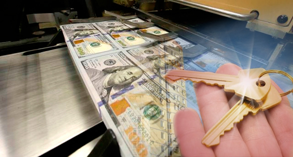 АИЖК отозвало свои миллиарды из банков-неудачников. ипотека, деньги, ключи