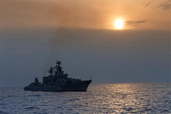 Ашот протаранил боевой корабль Черноморского флота