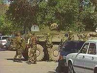 На границе Чечни и Ингушетии обезврежены свыше 40 боевиков