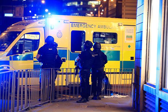 Взрыв, жертвы и паника: на Манчестер-арене произошли взрывы