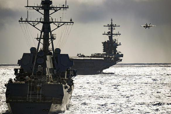 РФ  глушила GPS вовремя учений НАТО