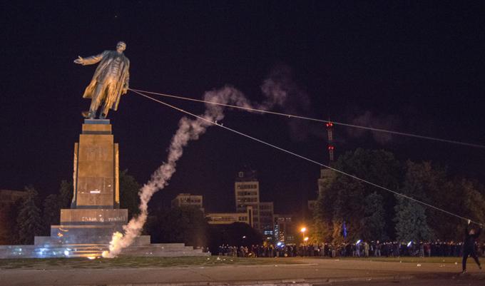 Владимир Брутер: Украина катится в режим, когда ею никто не сможет управлять. 299722.jpeg