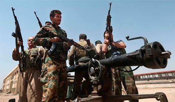 в Ираке, военные