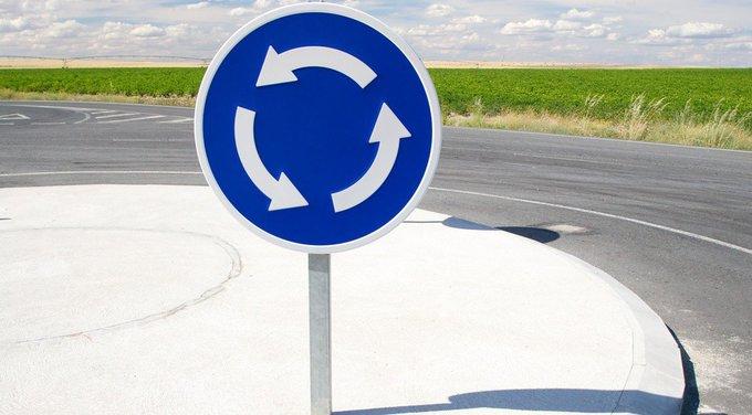 Правила проезда кругового движения могут изменить в России. 1_Правила проезда кругового движения могут изменить в России