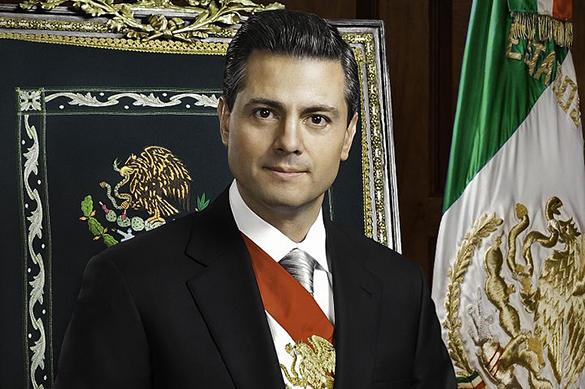 Трамп из-за денег поссорился с лидером Мексики. Трамп из-за денег поссорился с лидером Мексики
