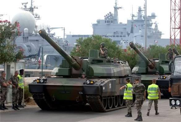 Французское оружие на  млрд, которое сегодня поступит в Ливан, оплачено саудитами. 317723.jpeg