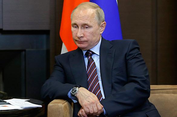 Песков: у В.Путина нет планов обговаривать президентские выборы соппозицией