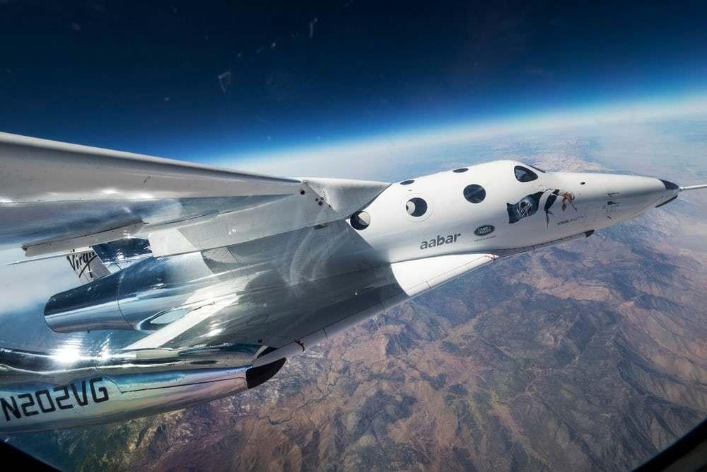 Британский миллиардер пообещал ежедневные прогулки в космос для всех желающих. Британский миллиардер пообещал ежедневные прогулки в космос для