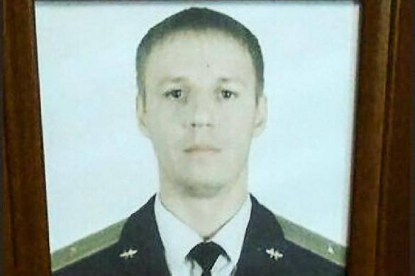 Тело пилота-героя Су-25 доставили в Россию. Тело пилота-героя Су-25 доставили в Россию
