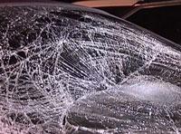 В Москве на светофоре обстрелян автомобиль. Ранен ребенок