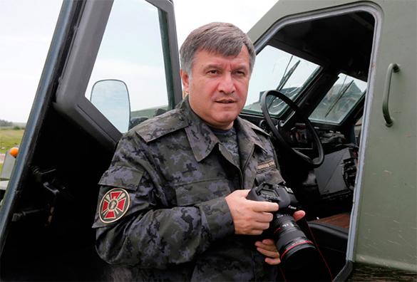 Аваков боится своей заместительницы из Грузии. Арсен Аваков