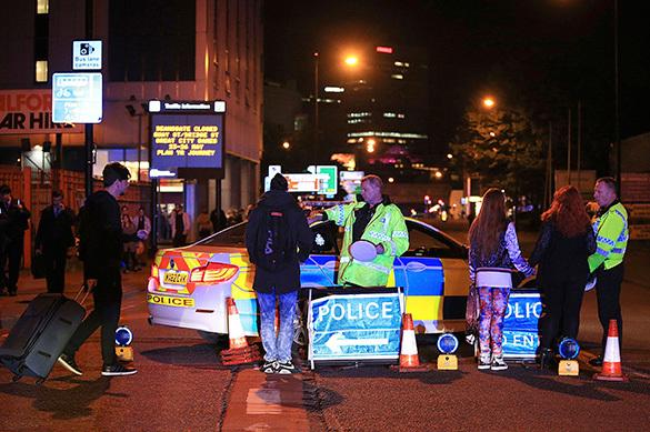 Теракт в Манчестере: что известно на данный момент